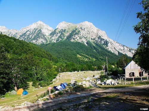 Gornje Lipovo village