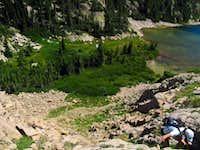 Above Eagle Lake