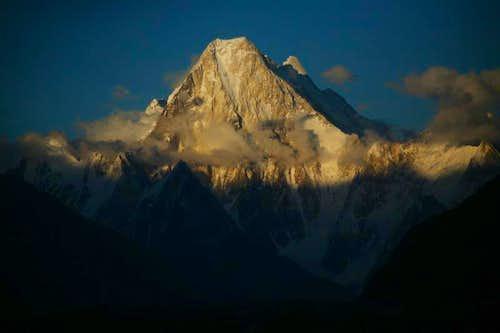 Gasherbrum-IV (7925-m), Karakoram, Baltistan