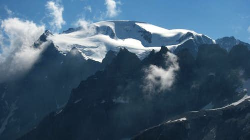 Mont Velan and Molari di Valsorey
