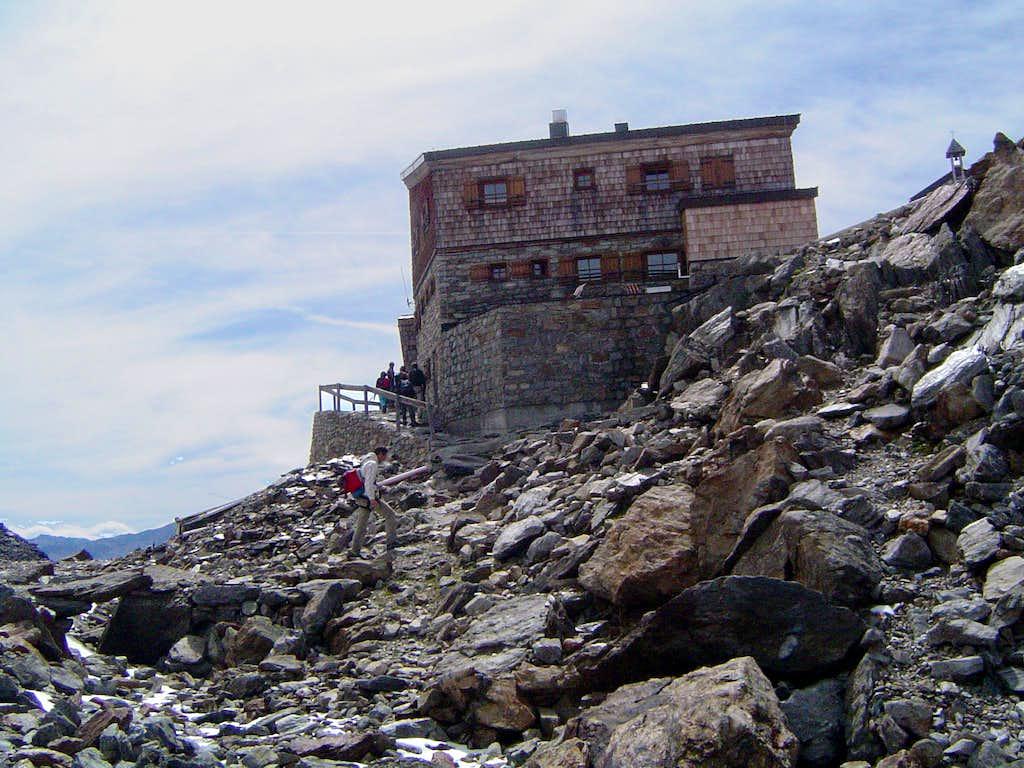 Rifugio Similaun