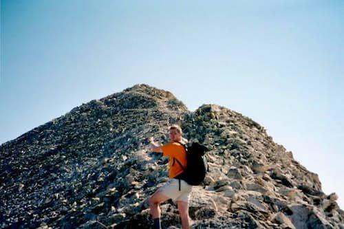 Mt. Sherman, my first...
