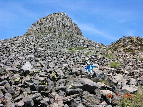 Hawkins Peak