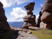 Towering Cumulus & Towering Granite