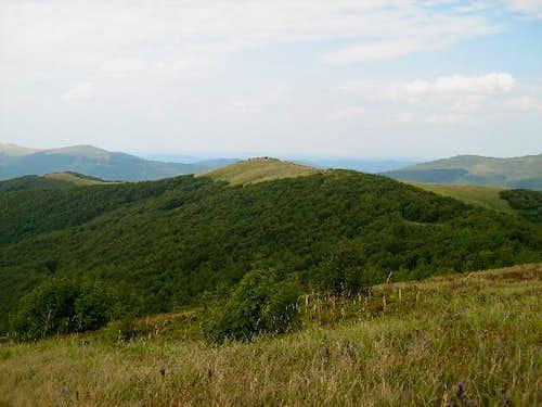 Mount Mala Rawka (1272 m)
