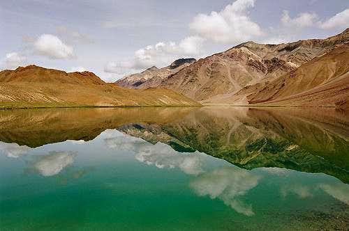 Chandra Taal, Spiti Valley India
