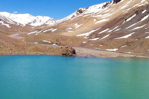 Suraj Taal, Baralacha La, Lahul & Spiti Valley