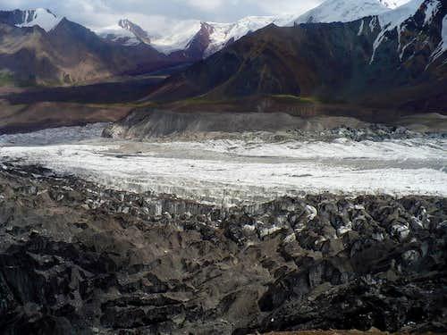 Lenin Glacier