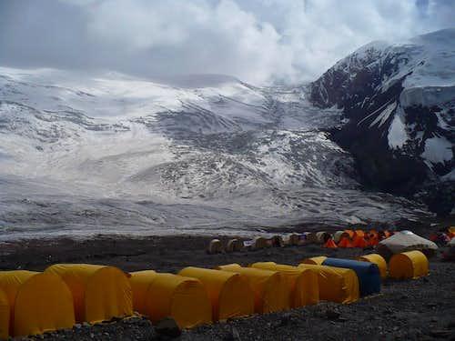 Camp 1 - 4400 m
