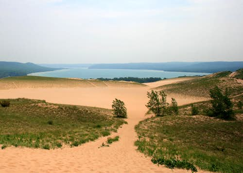The  Crux  of the Dunes Trail