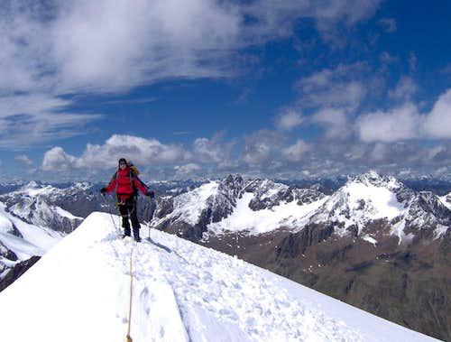 Petersenspitze, 3.484m