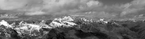 Kaunergrat ridge