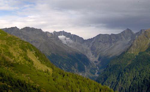 Hochalmspitze, 3.360m