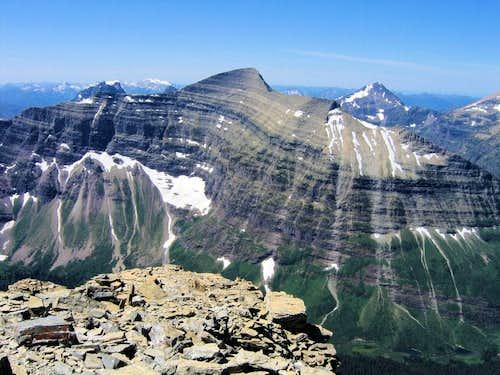 Mount Phillips...