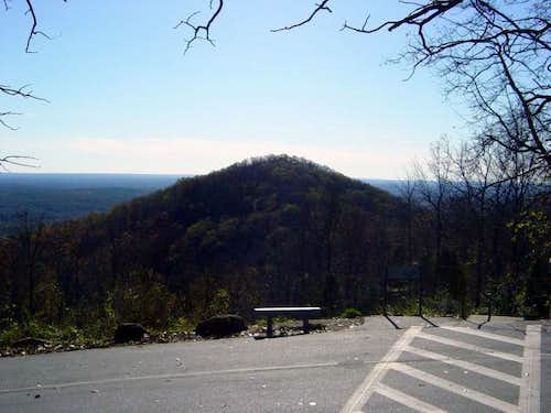 Little Kennesaw Mountain from...