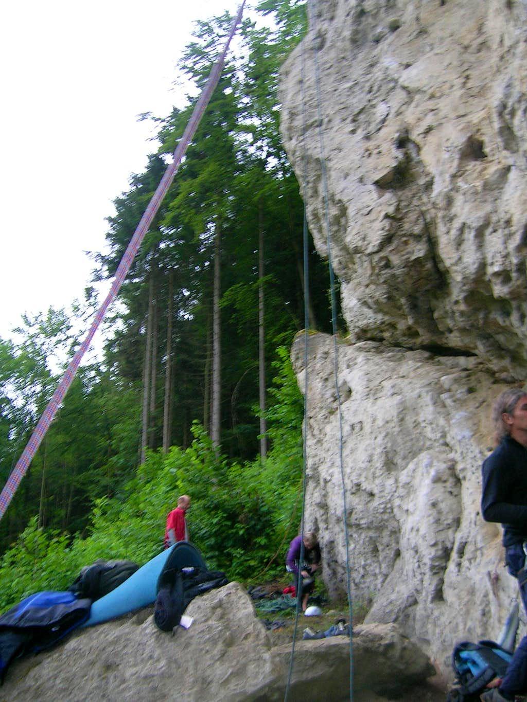 Wolkensteiner Wand