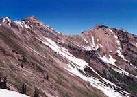Provo Peak and slightly lower...