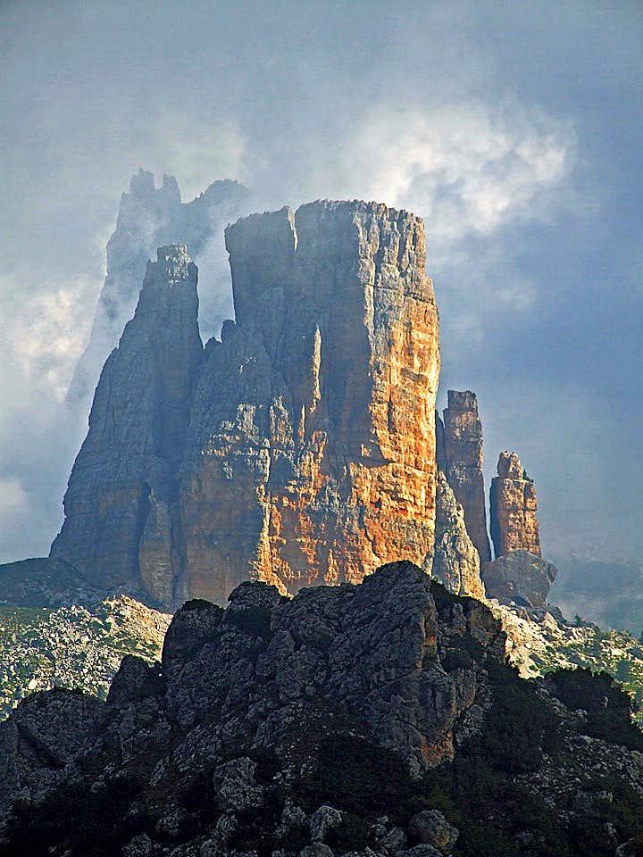 Cinque Torri - Torre Grande