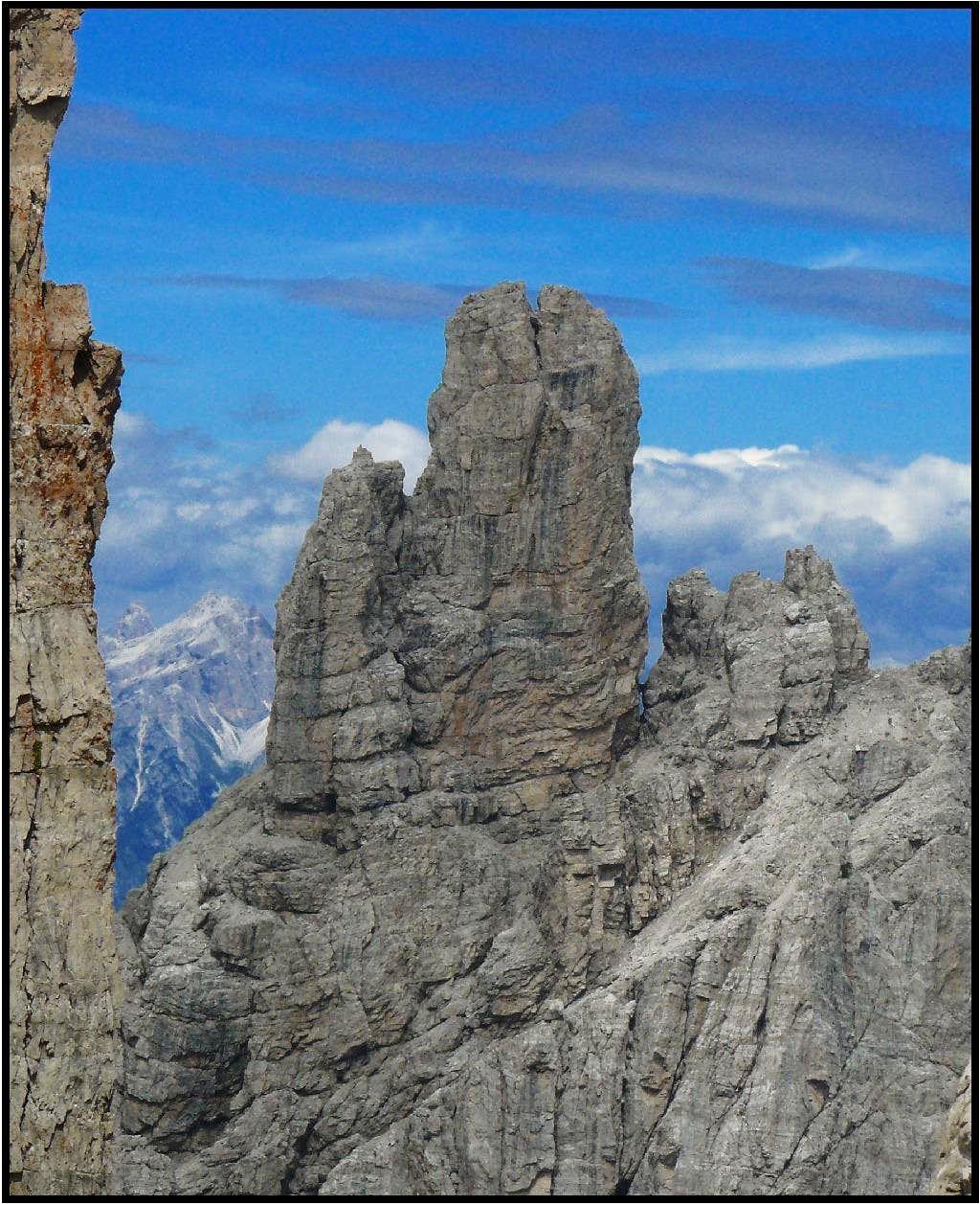 The magnificent Torre Crìdola
