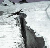 ...a wonderful crevasse!