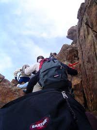 ...an easy climbing