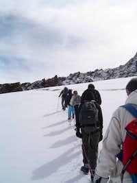 ...the ice walking