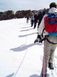 ...the ice walking again