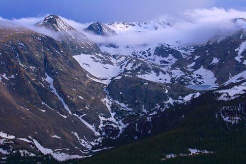 Mt. Julien and Cracktop
