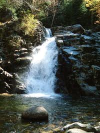 Bushnell Falls, on the way to...