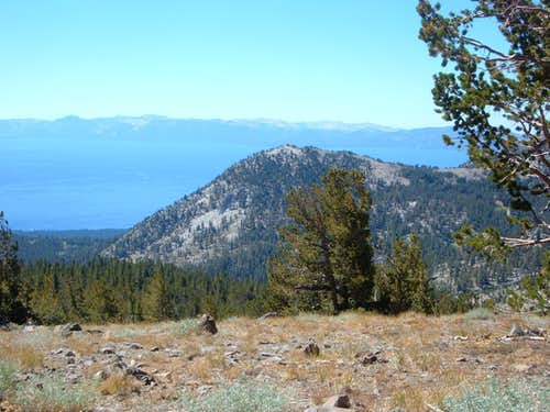 Incline Peak