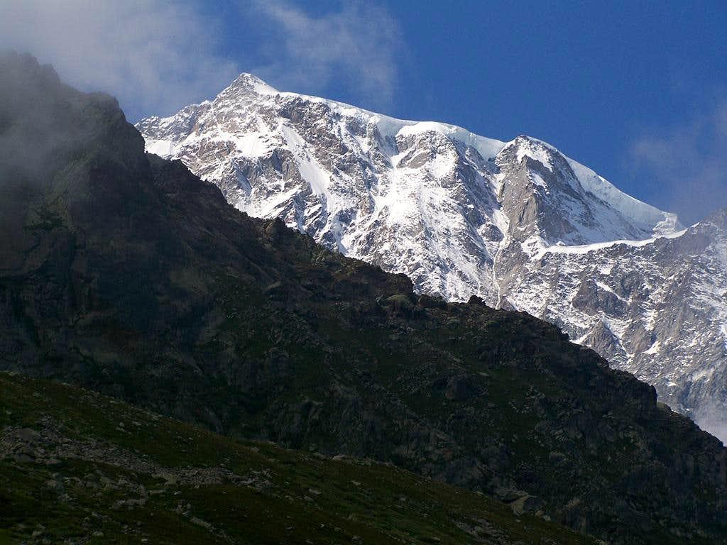 Nordend - Cresta di Santa Caterina