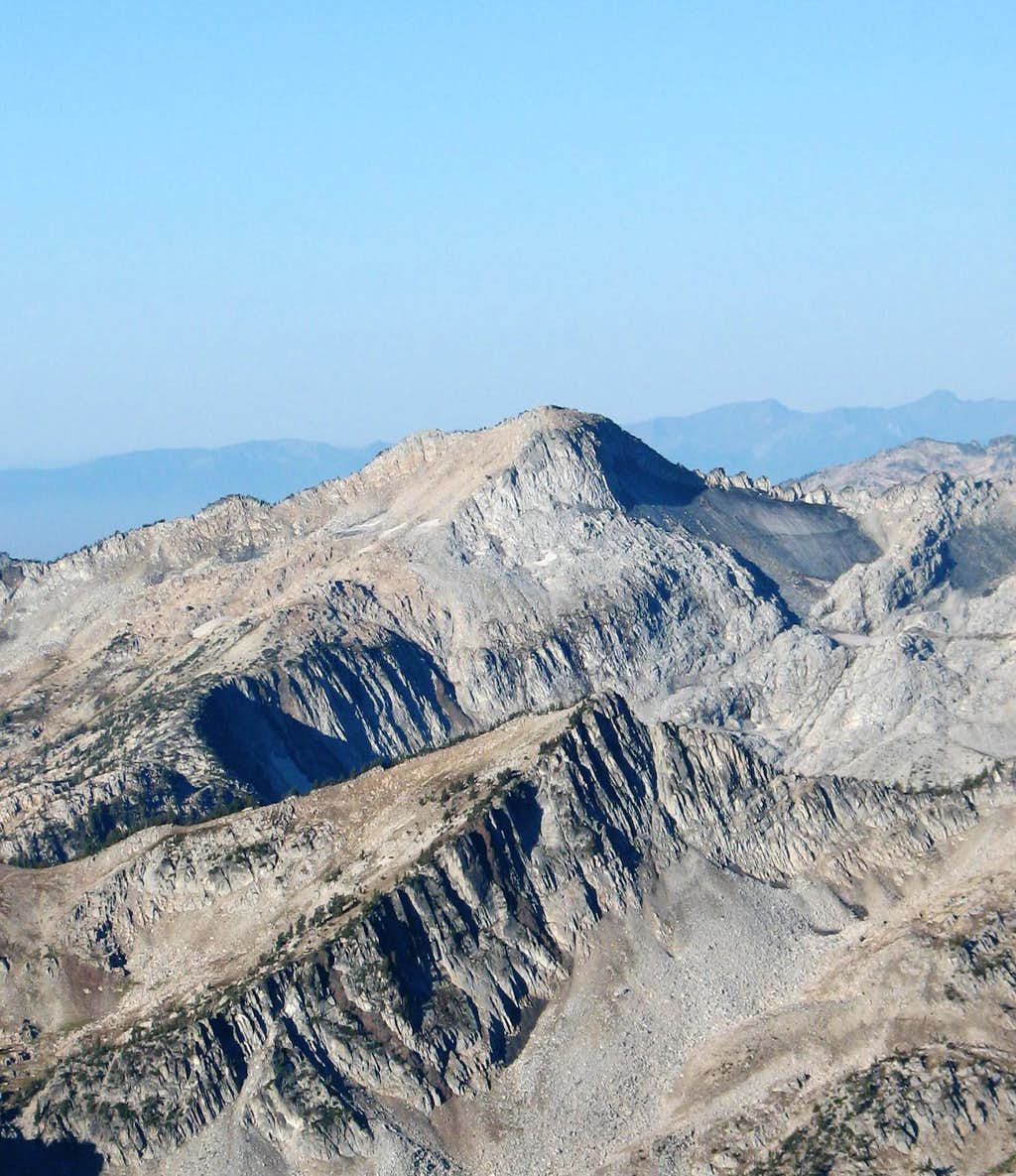 Glacier Peak from Pete's Point