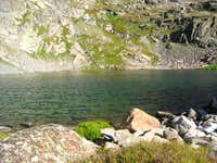 unnamed lake wheeler mountain
