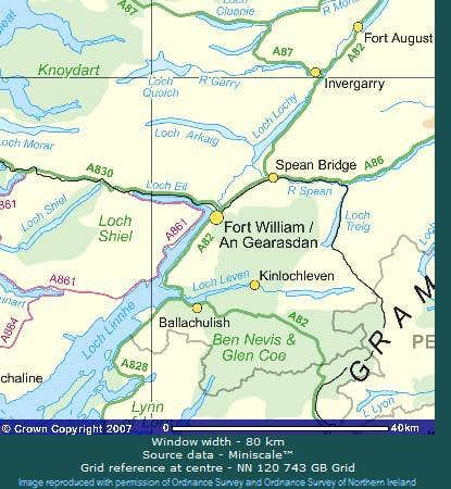 Fort William 1
