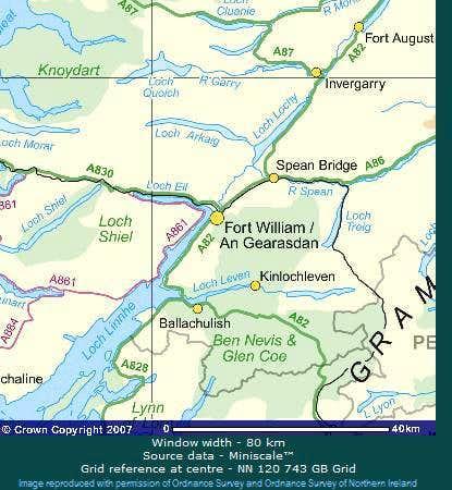 Fort William 1