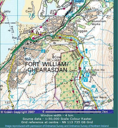 Fort William City