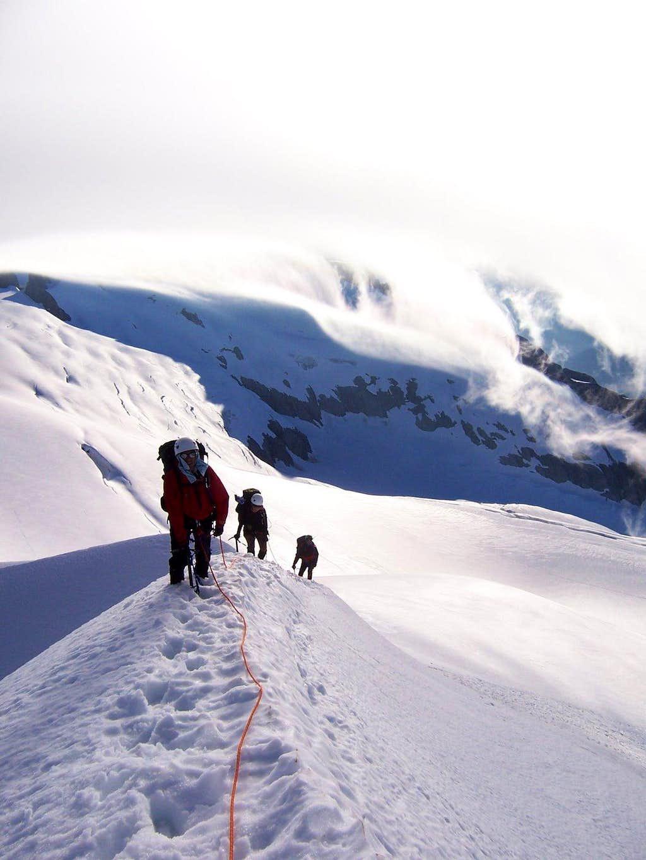 Eldorado Summit Ridge