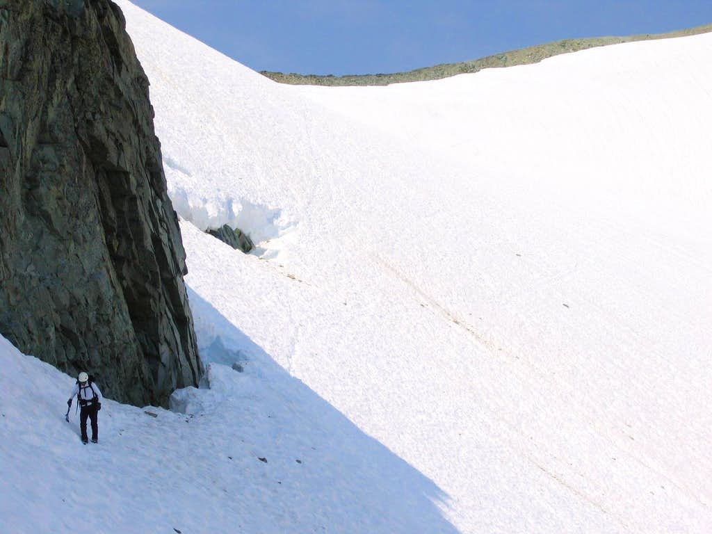 The Solitary Mountaineer