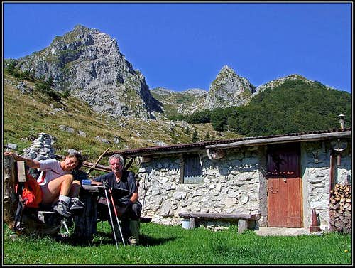 On Planina Lasca