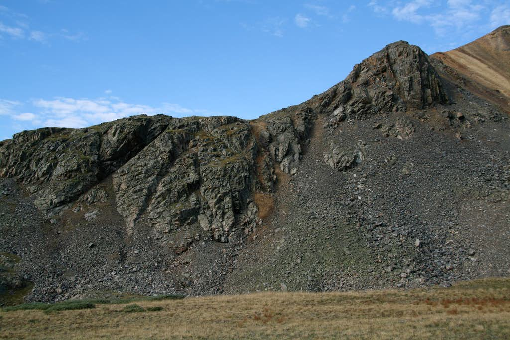 Ruby Mountain-- East Ridge