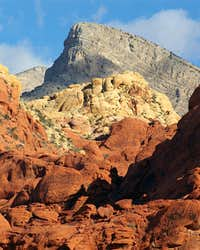 Turtle Head - Red Rocks Nevada