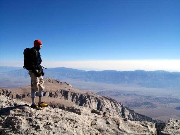 Summit - Mt. Langley