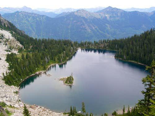 Theseus Lake