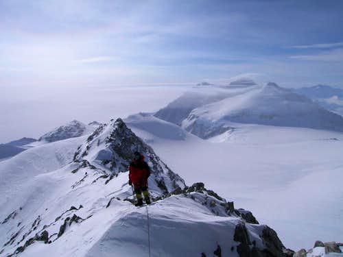 Vinson Massif, Antarctica