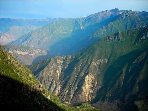 Cañon del Colca (Peru)