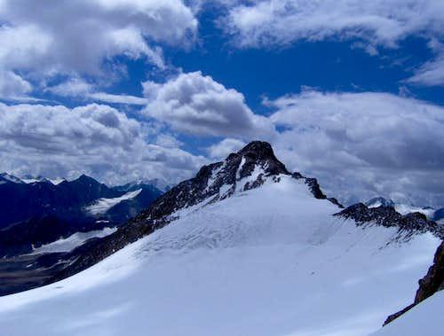 Kesselwandspitze, 3.414m