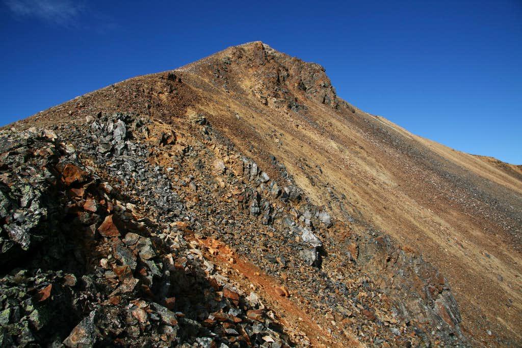 Ruby Mountain-- False Summit