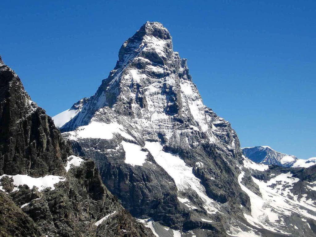 Matterhorn seen from ref. Bobba.