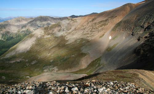 Ruby Mountain-- Summit View