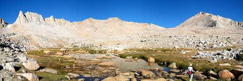 Granite Park Pano